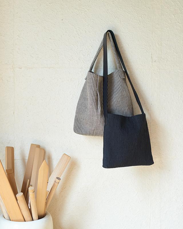 つちや織物所 奈良木綿手紡ぎの会 工房展